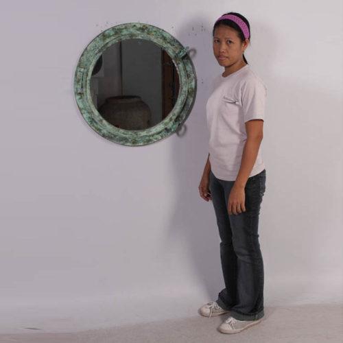 Miroir Porthole 60 nlc deco