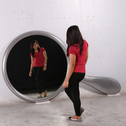 Miroir géant cendrillon NLC DECO