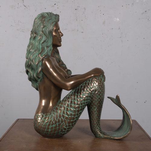 Sirène assise NLC DECO