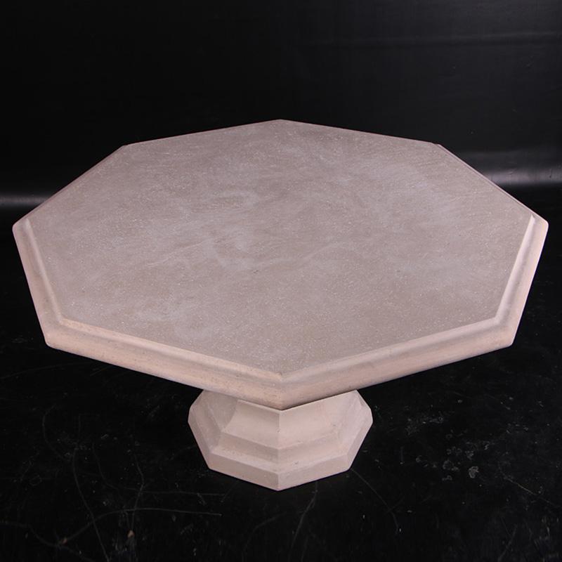 Table octogonale