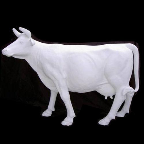 Vache prêt a peindre stucturé NLC DECO