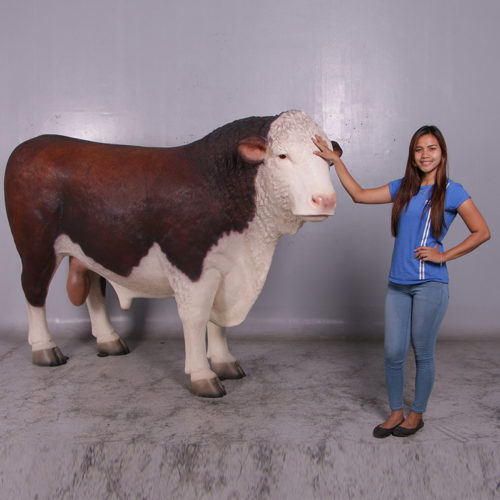 Hereford vache 160034 nlcdeco nlc deco