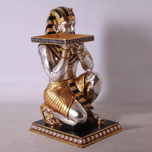 Toutânkhamon à genoux EGYPTE HFKTT nlc déco NLCDECO