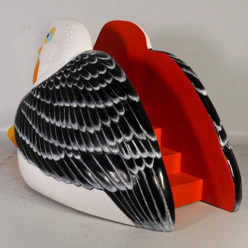 toboggan pelican 120012 nlcdeco nlc deco jeux enfant