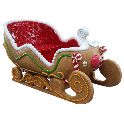 traineau pain épices noel.