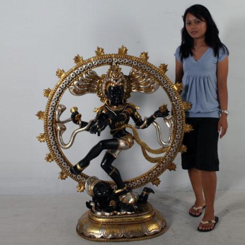 Shiva AASHI DIEU INDOUHISME NLC DECO nlc déco
