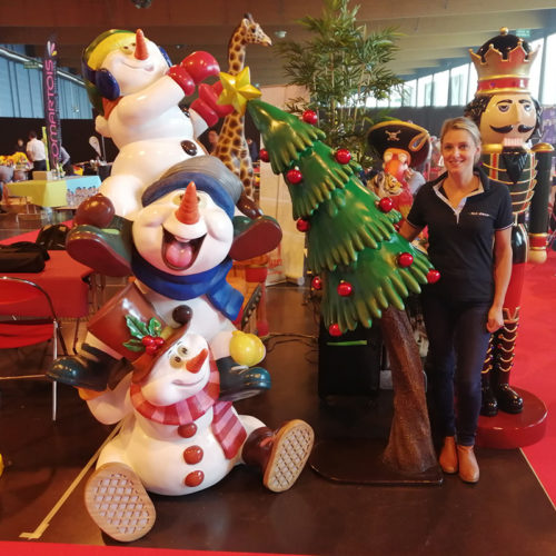 snowman-siblings-1 famille bonhomme de neige noel nlc deco déco