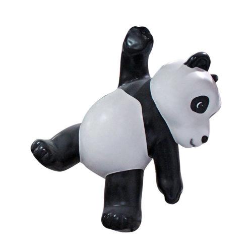 dancing-cub Panda bébé suspendu nlc déco deco animaux exotique