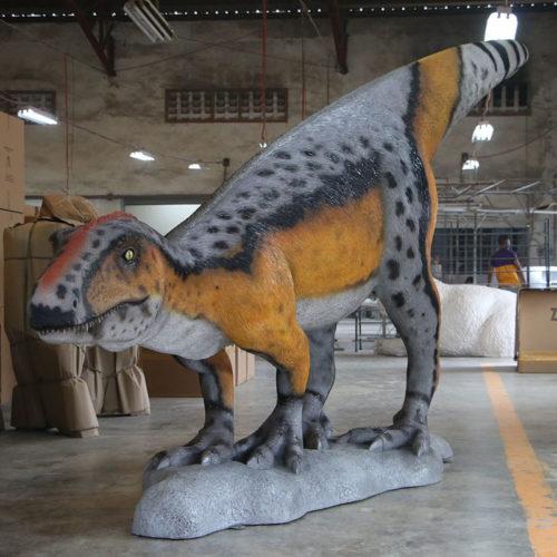 Théropode adulte 170202 dinosaure en résine nlc déco deco(1