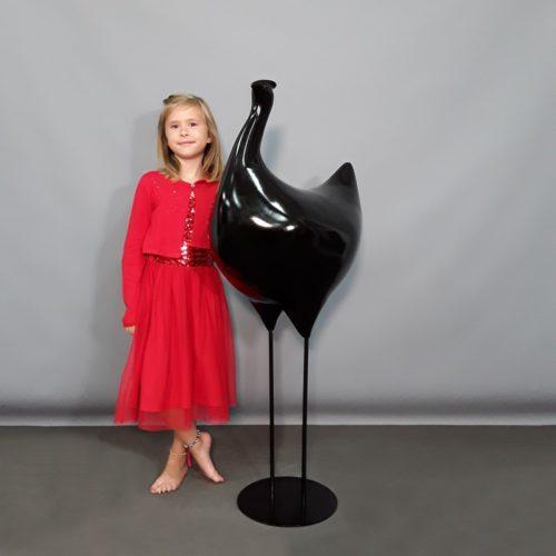 Poule noire nlcdeco