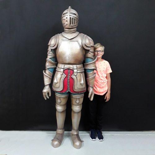 Chevalier et son armure nlcdeco