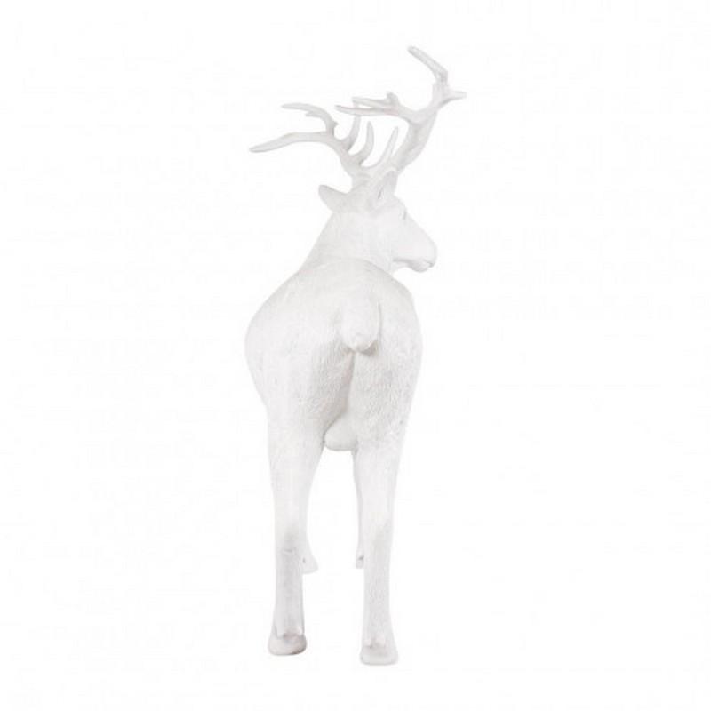 Cerf blanc nlcdeco