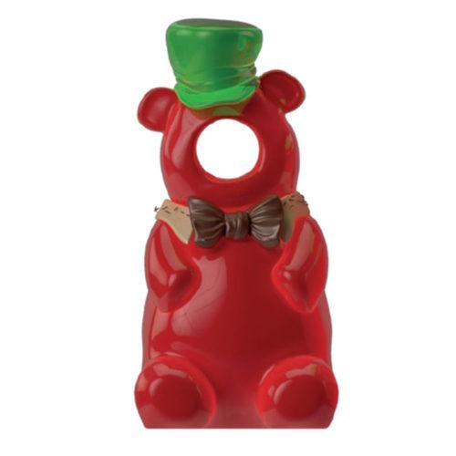 bonbon ours passe tête nlcdeco décoration en résine