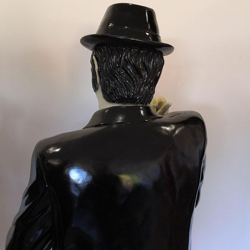 PGST2622 blues brothers nlcdeco personnage cinema en resine decoration film
