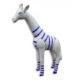 Girafe-M-blanche-marinière-bleu nlcdeco