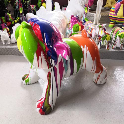 bobbys grand modèle trash design fond blanc nlcdeco