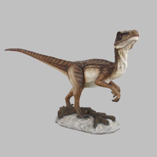 vélociraptor-bouche-fermée-nlcdeco-décoration-en-résine-dinosaure.jpg