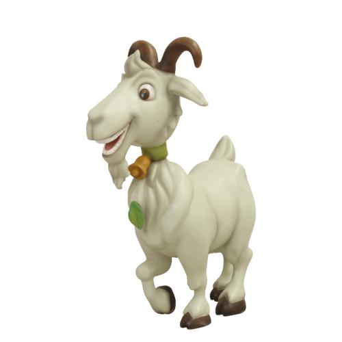 Chèvre-comique-nlcdeco-décoration-en-résine-animaux-de-la-ferme-têtu-blanche-monsieur-Seguin-vue-profil.png