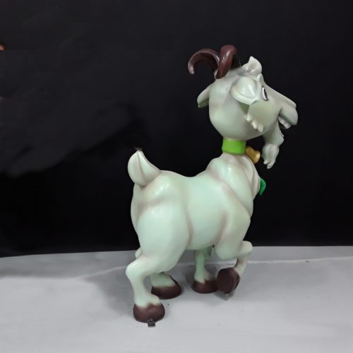 Chèvre humoristique nlcdeco