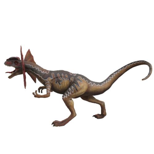 Dilophosaurus-marron-dinosaures-en-résine.png