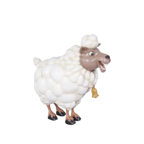 Mouton-comique-nlcdeco-décoration-en-résine-animaux-de-la-ferme-domestique-ruminant-vue-profil.png