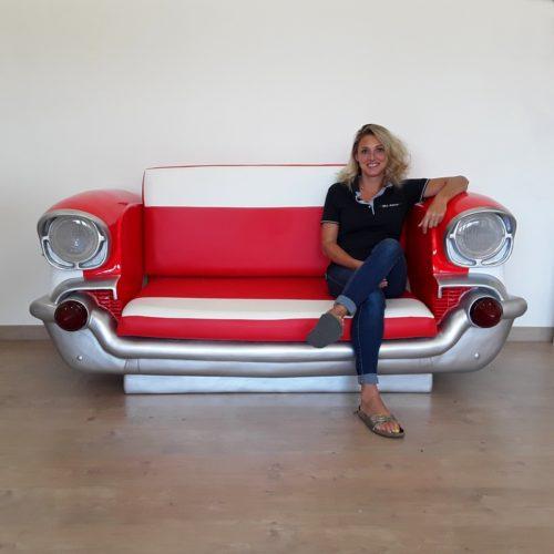 canapé Chevrolet nlcdeco