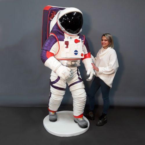 Astronaute Nasa nlcdeco