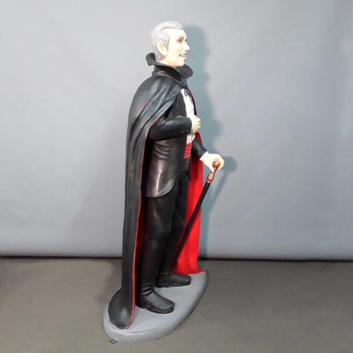 Figurine en résine de Dracula nlcdeco