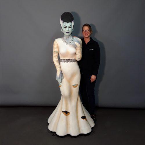 La fiancée de Frankenstein nlcdeco