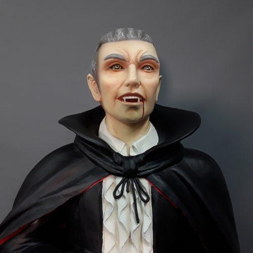 Visage de Dracula nlcdeco