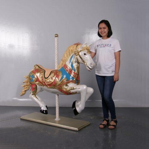 cheval de carrousel nlcdeco