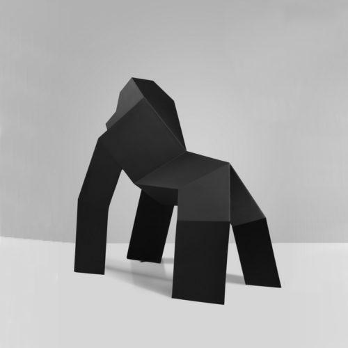 Gorille origami nlcdeco