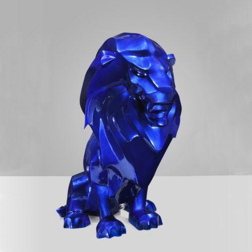 Lion origami nlcdeco