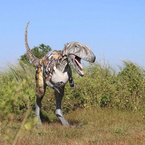 Dinosaure 5 mètres de long nlcdeco