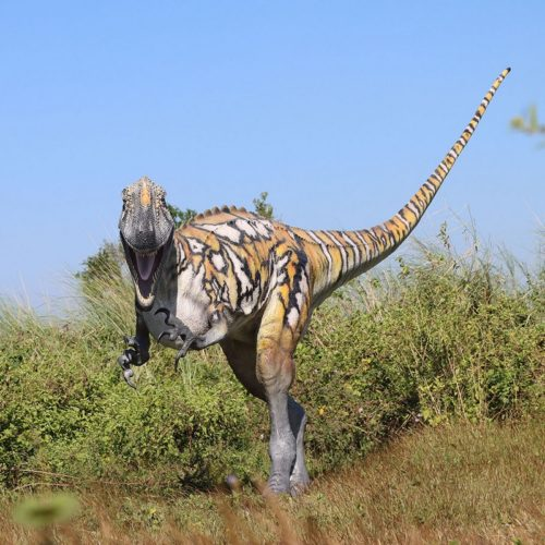 Dinosaure d'australie australovenator nlcdeco
