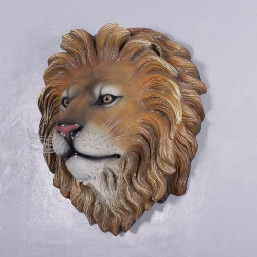 Wall decor lion nlcdeco