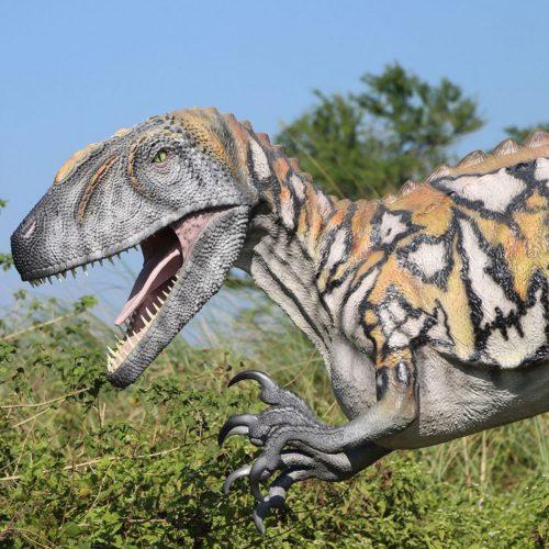 carnivorous dinosaur nlcdeco