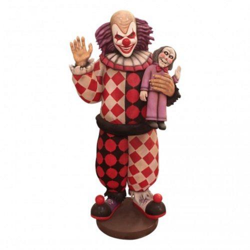 Clown halloween nlcdeco