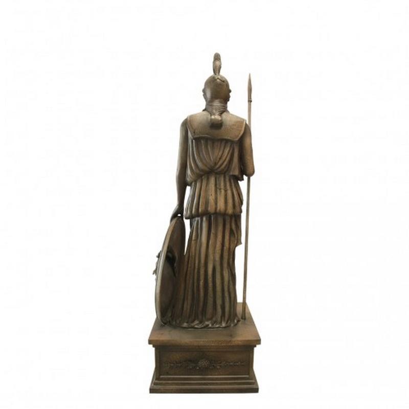 Statue géante guerrier d'Atlantide nlcdeco