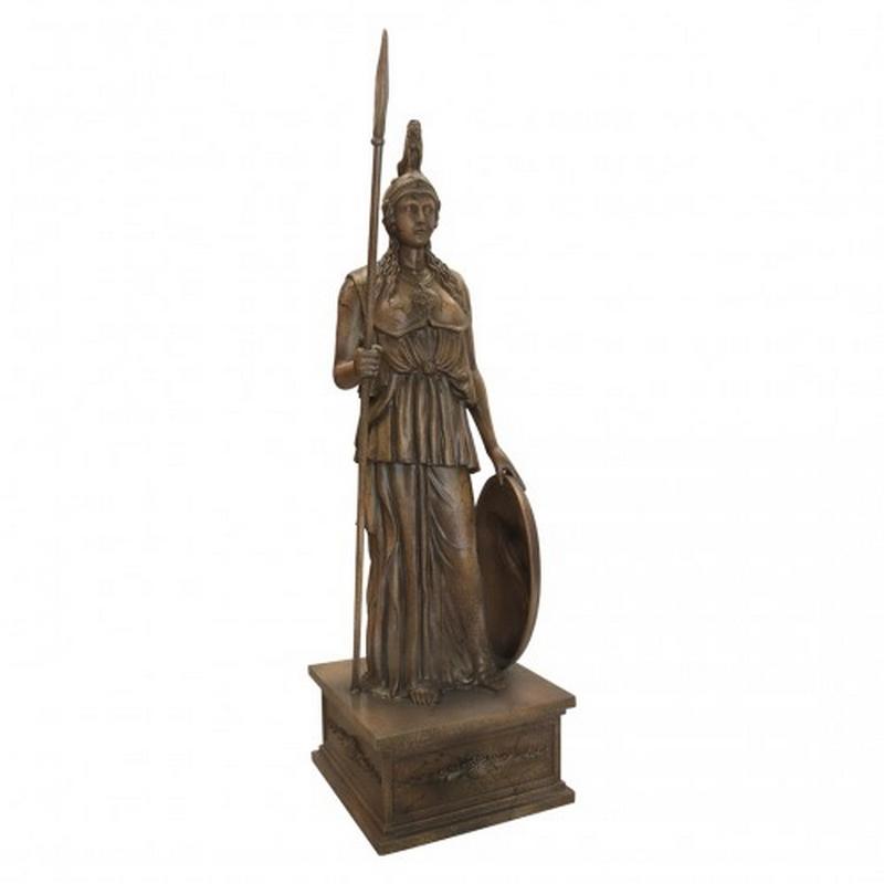Statue guerrier ancien nlcdeco