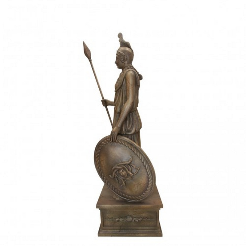 statue guerrier d'Atlantide nlcdeco