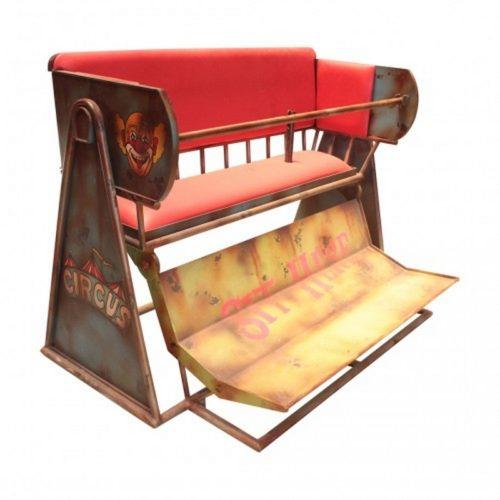 Carrousel de cirque nlcdeco