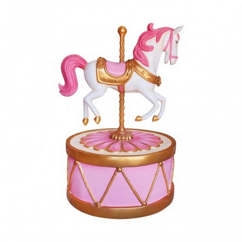 carousel horse nlcdeco