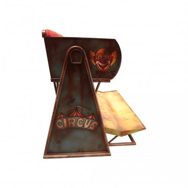 fauteuil métallique de cirque nlcdeco