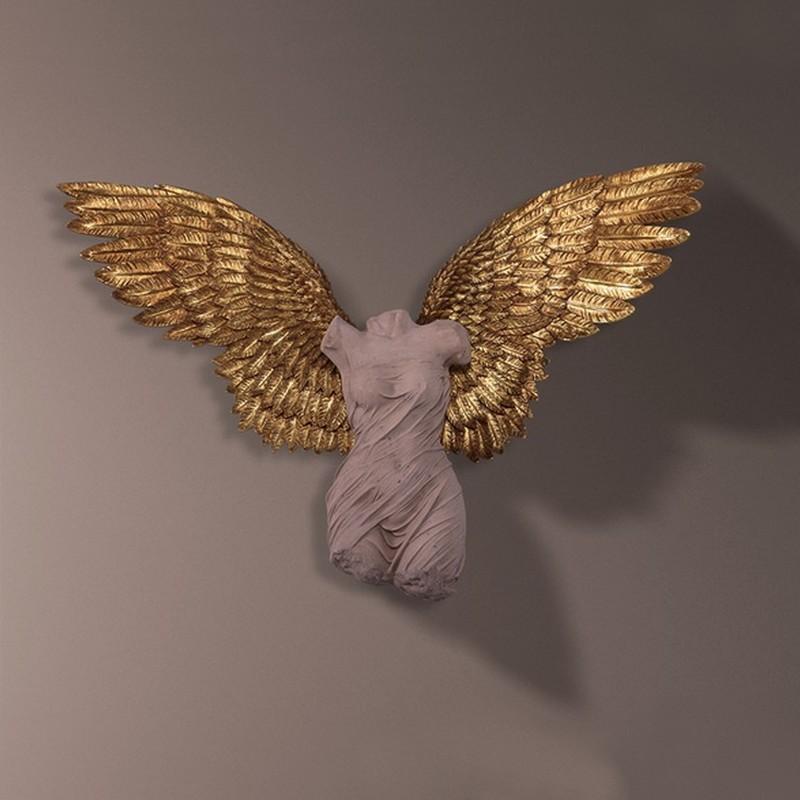 Buste d'ange décoration murale nlcdeco