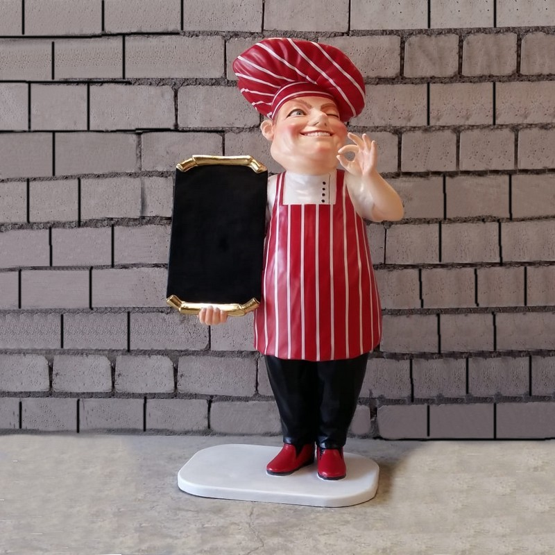 Chef restaurant Italien nlcdeco