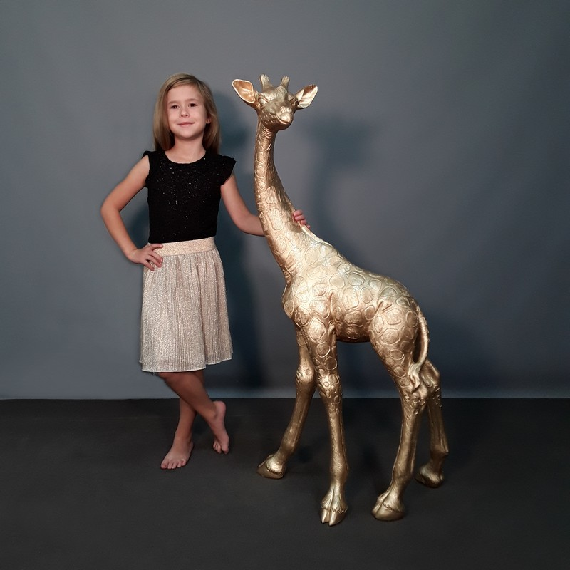 Girafe déco chic nlcdeco