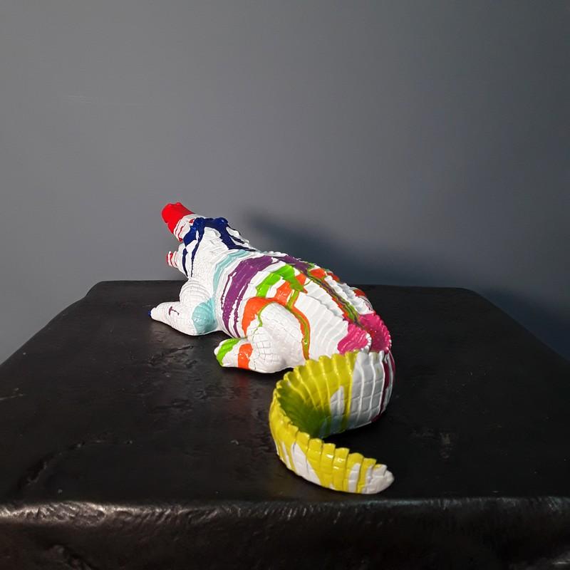 Petit crocodile décoratif nlcdeco