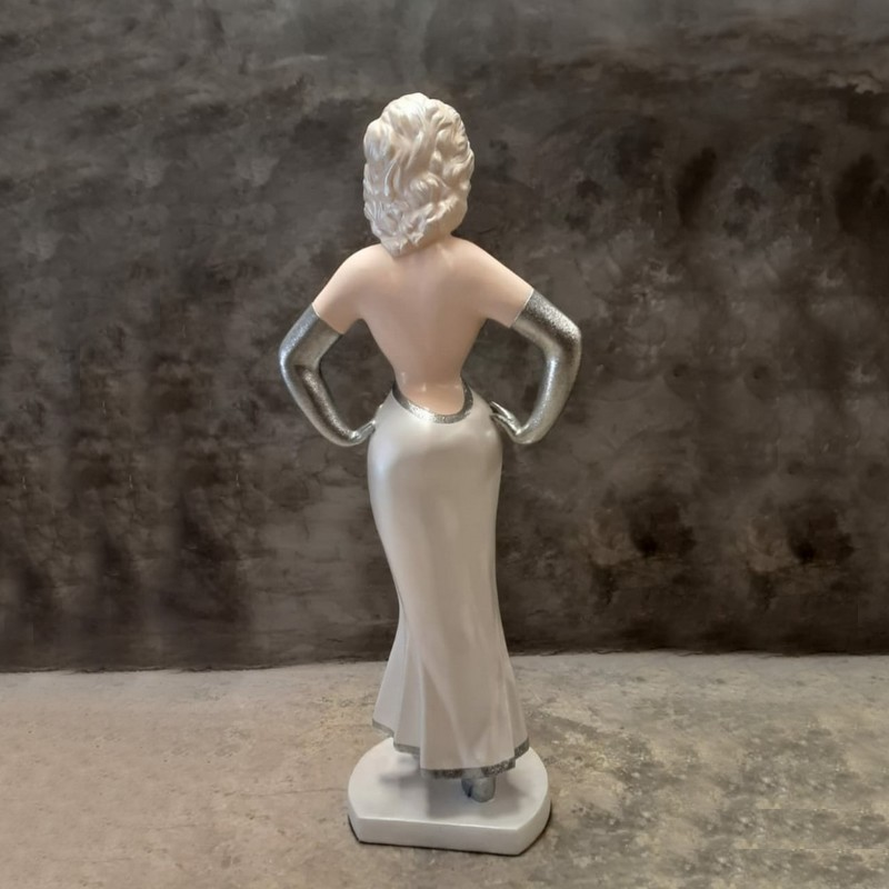 Statue actrice nlcdeco