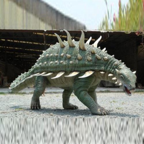Gastonia dinosaure resine nlc deco déco animaux